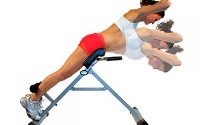 Тренажеры для укрепления мышц спины