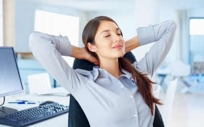 10 простых способов расслабиться на рабочем месте