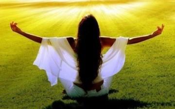 Упражнение «дыхание позвоночником»